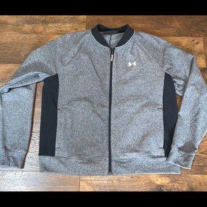 Under Armour Coldgear Loose Fit Jacket sz XL~EXC